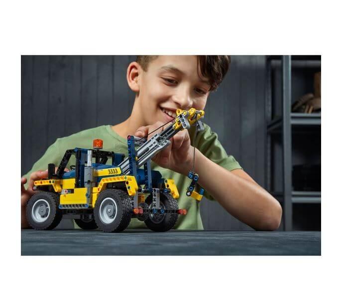 LEGO® Technic Stivuitor greu 42079 5