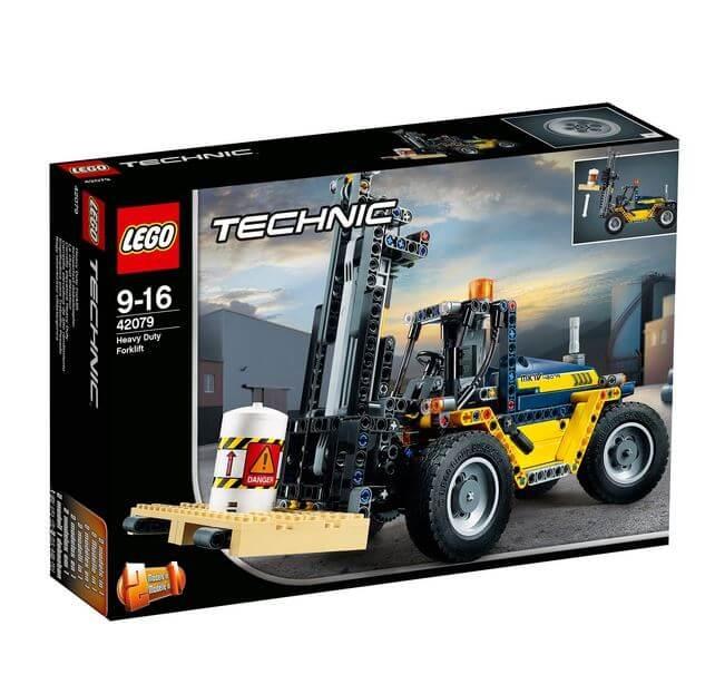 LEGO® Technic Stivuitor greu 42079 0