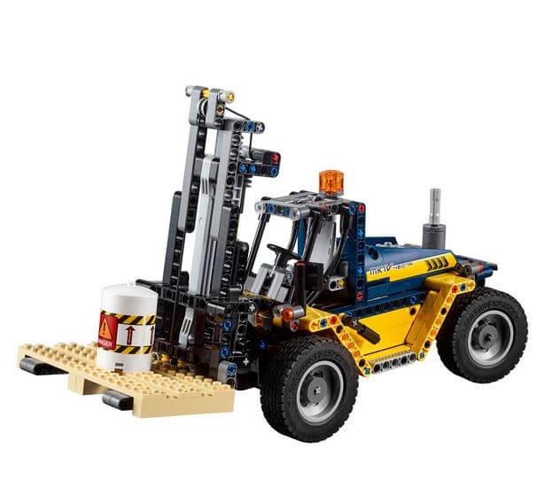 LEGO® Technic Stivuitor greu 42079 4