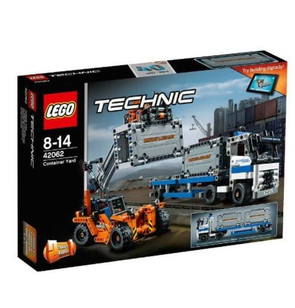 LEGO® Technic Transportoare de containere 42062 0