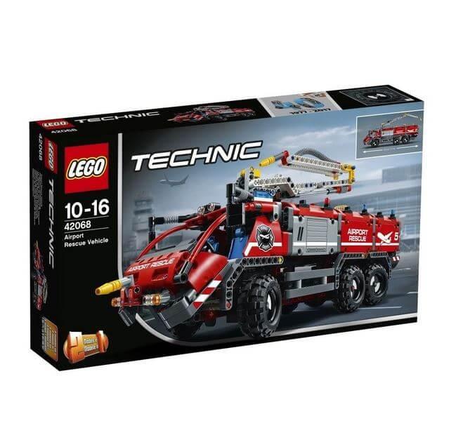 LEGO® Technic Vehicul de pompieri 42068 0