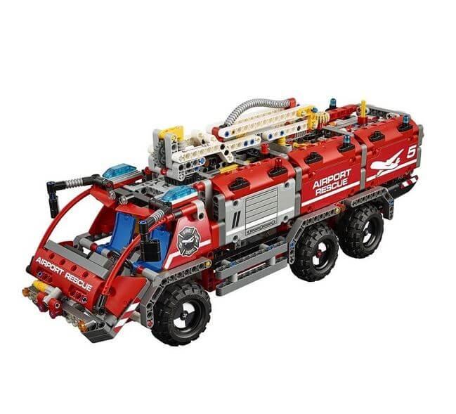 LEGO® Technic Vehicul de pompieri 42068 1