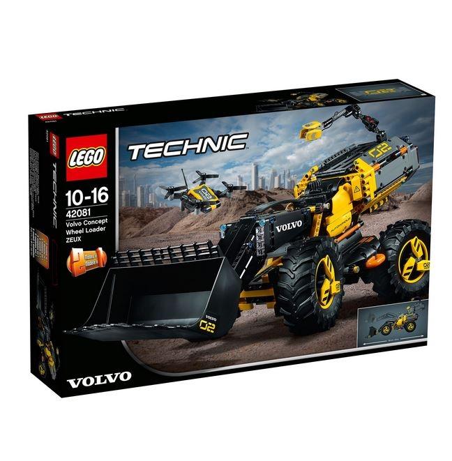 LEGO® Technic Volvo Concept ZEUX 42081 0