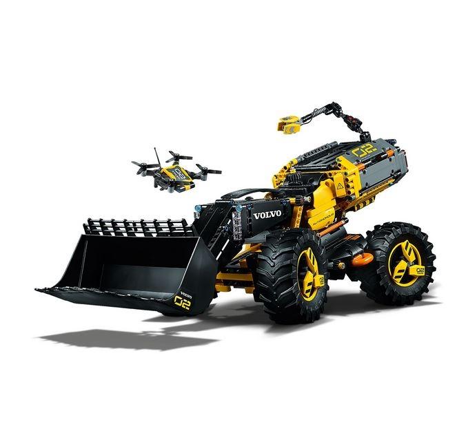 LEGO® Technic Volvo Concept ZEUX 42081 2