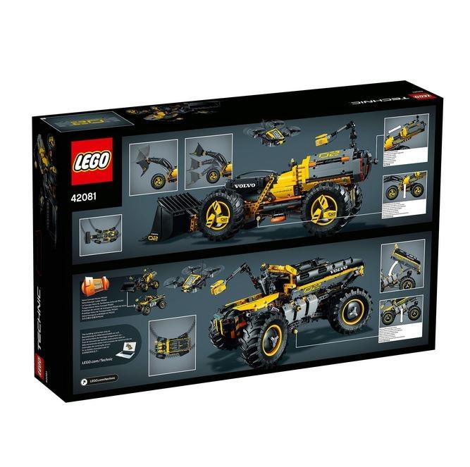 LEGO® Technic Volvo Concept ZEUX 42081 3