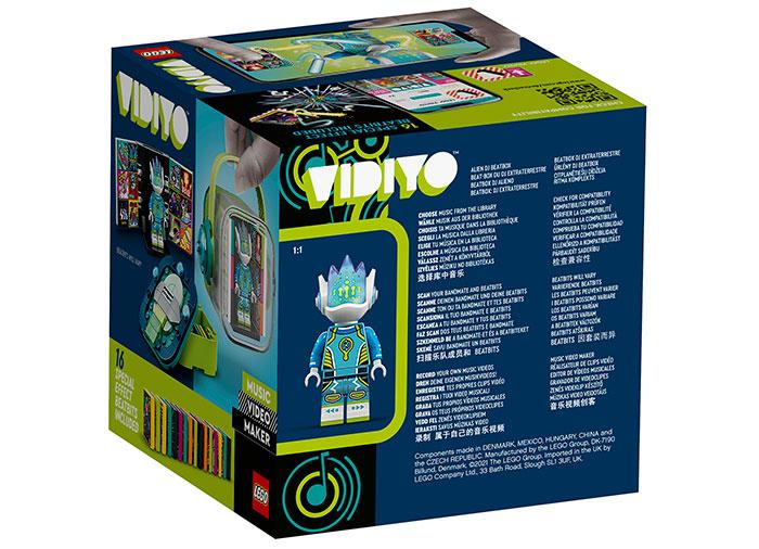 LEGO® VIDIYO: BeatBox DJ Extraterestru 43104 1