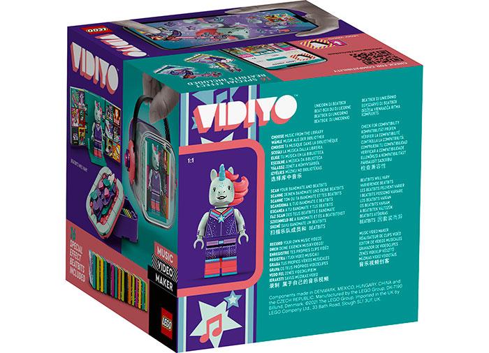 LEGO® VIDIYO: BeatBox DJ Unicorn 43106 1