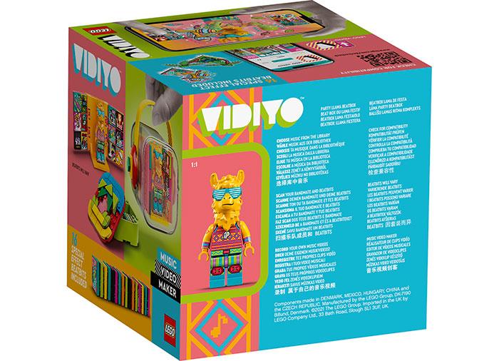 LEGO® VIDIYO: BeatBox Party Llama 43105 [1]