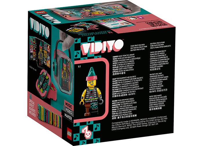 LEGO® VIDIYO: BeatBox Piratii Punk 43103 1