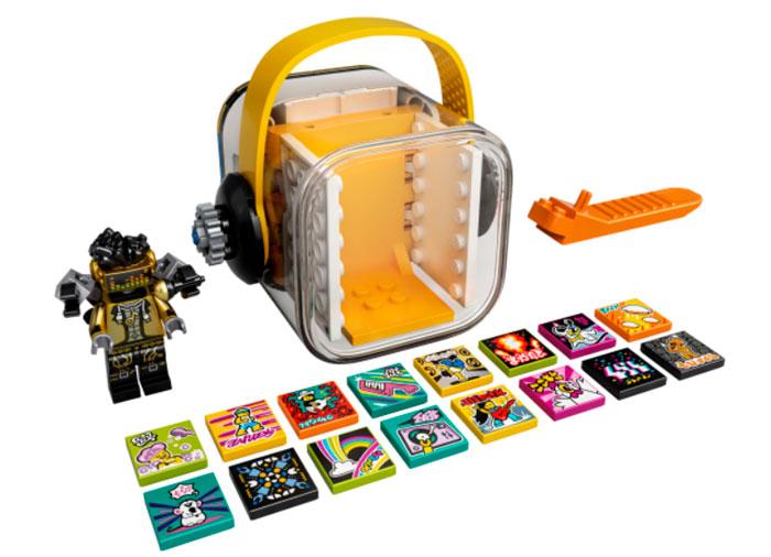 LEGO® VIDIYO: BeatBox Robot Hiphop 43107 0
