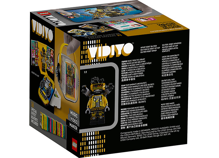 LEGO® VIDIYO: BeatBox Robot Hiphop 43107 1