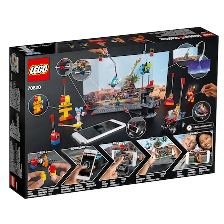 LEGO® Movie Maker 70820 1