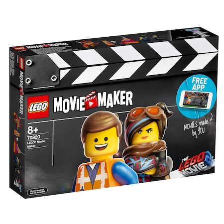 LEGO® Movie Maker 70820 0