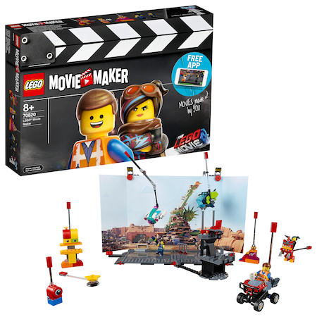 LEGO® Movie Maker 70820 2