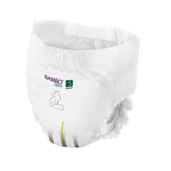Scutece Chilotel Bambo Nature Eco-Friendly, nr5, 12-18 kg, 19buc 3