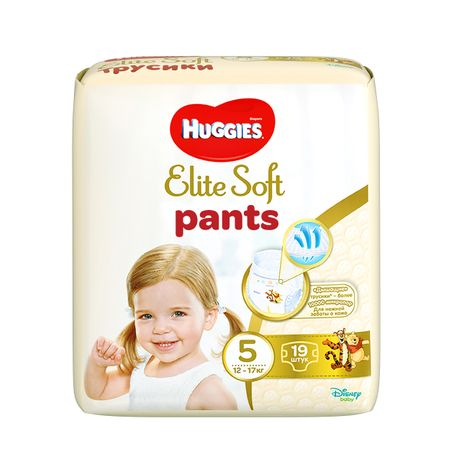 Scutece Chilotel Huggies Elite Soft, nr5, 12-17kg, 19 buc. 0