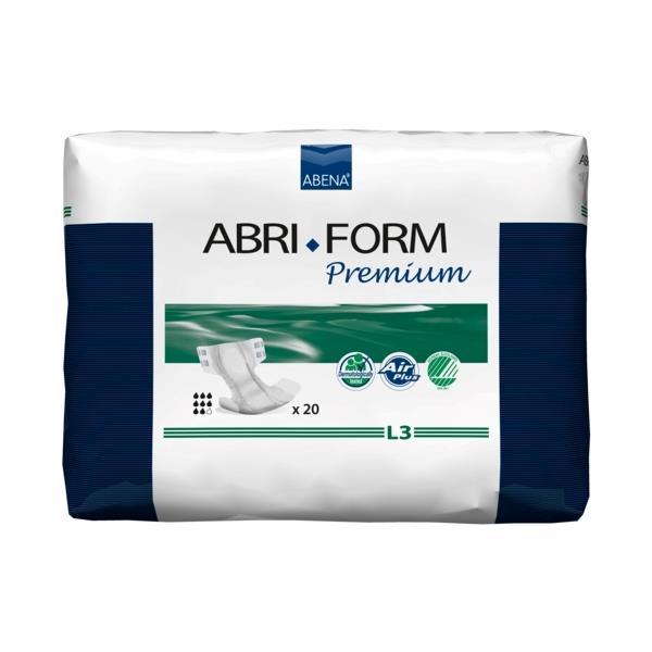 Scutece Incontinenta Adulti Abri-Form L3 Premium, 20 bucati 2