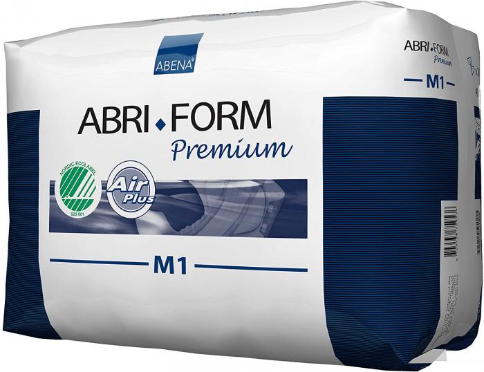 Scutece Incontinenta Adulti Abri-Form M1 Premium, 26 bucati 0