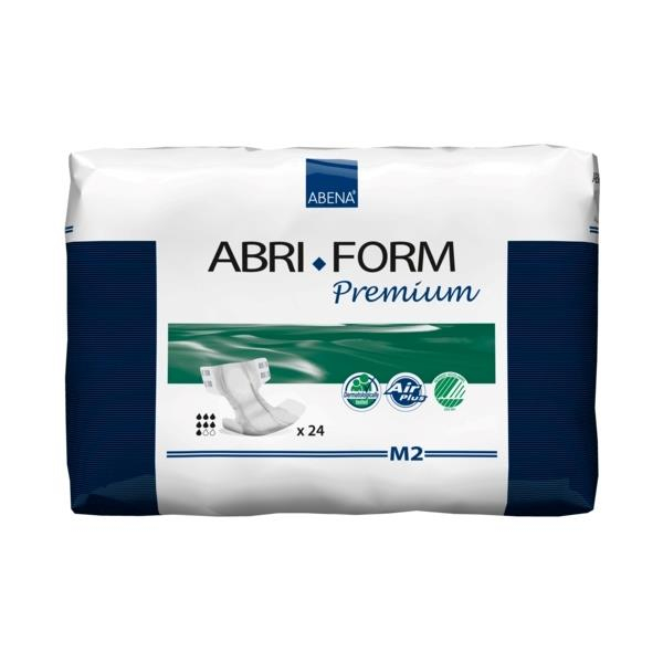 Scutece Incontinenta Adulti Abri-Form M2 Premium, 24 bucati [1]