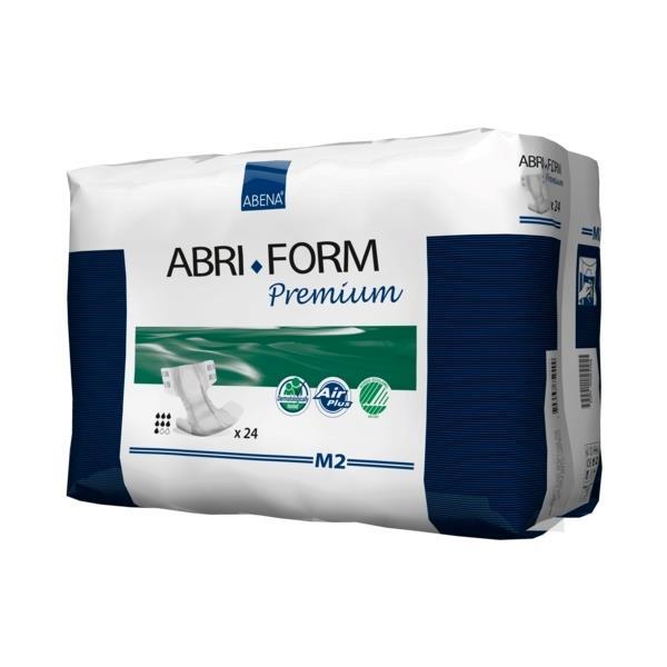 Scutece Incontinenta Adulti Abri-Form M2 Premium, 24 bucati [2]