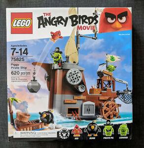 Set de constructii LEGO Angry Birds LEGO Pig City Teardown - LEGO 75824 [0]