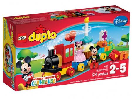 10597 LEGO® DUPLO® Parada de ziua lui Mickey si Minnie [0]