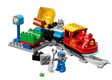 10874 LEGO® DUPLO® Tren cu aburi 4