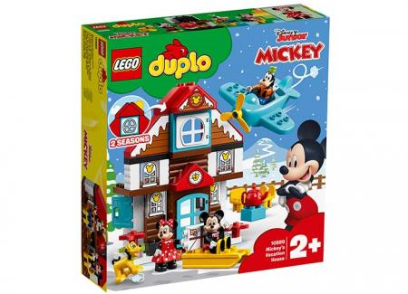 10889 LEGO® DUPLO®: Casa de vacanta a lui Mickey 3