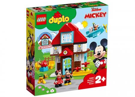 10889 LEGO® DUPLO®: Casa de vacanta a lui Mickey 4