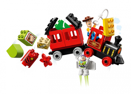 10894 LEGO® DUPLO®: Tren Toy Story11
