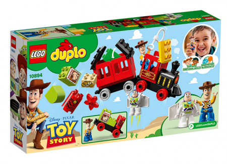 10894 LEGO® DUPLO®: Tren Toy Story1