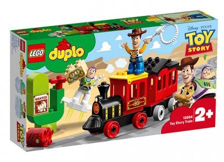 10894 LEGO® DUPLO®: Tren Toy Story0