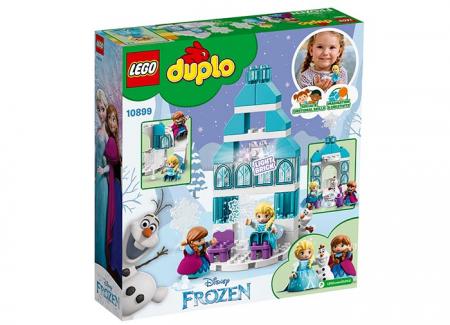 10899 LEGO® DUPLO®: Castelul din Regatul de gheata4