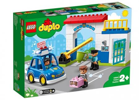 10902 LEGO® DUPLO®: Secție de poliție0