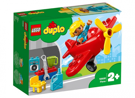 10908 LEGO® DUPLO®: Avion0