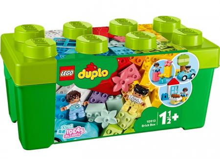 10913 LEGO® DUPLO®: Cutie in forma de caramida  [0]