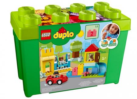 10914 LEGO® DUPLO®: Cutie Deluxe in forma de caramida 1