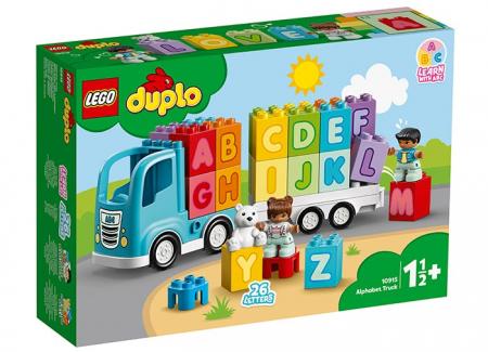 10915 LEGO® DUPLO®: Primul meu camion cu litere 3