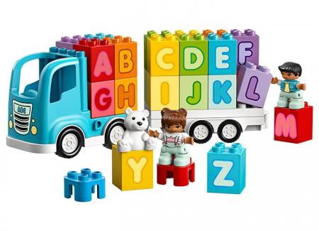 10915 LEGO® DUPLO®: Primul meu camion cu litere 2