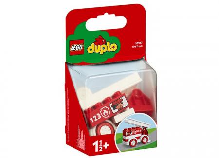 10917 LEGO® DUPLO®: Camionul de pompieri  [0]