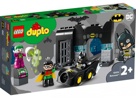 10919 LEGO® DUPLO® : Pestera lui Batman0