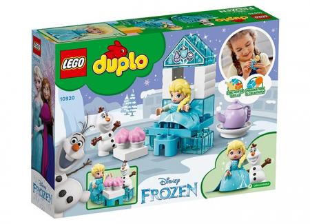 10920 LEGO® DUPLO®: Elsa si Olaf la Petrecere 1