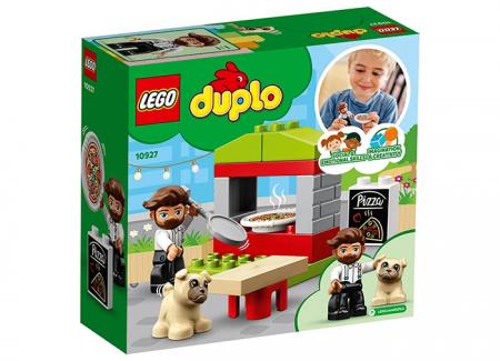 10927 LEGO® DUPLO®: Stand cu pizza 4