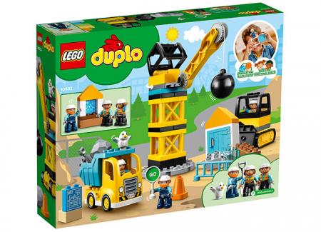 10932 LEGO® DUPLO® : Bila de demolare4