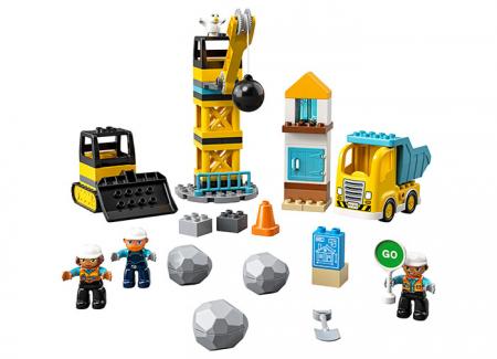 10932 LEGO® DUPLO® : Bila de demolare2