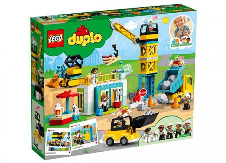 10933 LEGO® DUPLO® : Macara si Constructie4