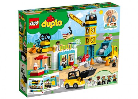 10933 LEGO® DUPLO® : Macara si Constructie [1]