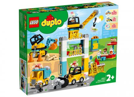 10933 LEGO® DUPLO® : Macara si Constructie [3]