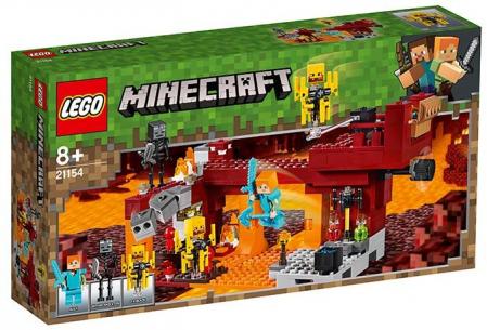 21154 LEGO® Minecraft™: Podul Flacarilor  [0]