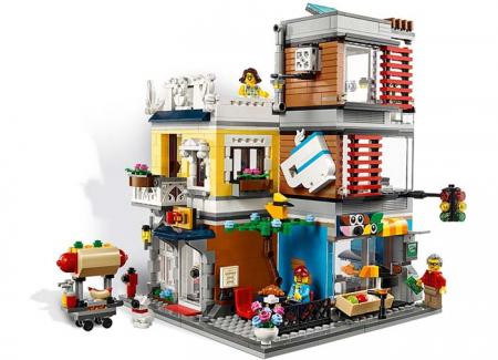 31097 LEGO® Creator: Magazin de animale si cafenea  [1]